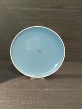 Bitossi Sorbetto ontbijt bord blauw