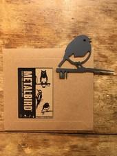 Metalbird Metalbird roodborstje klein