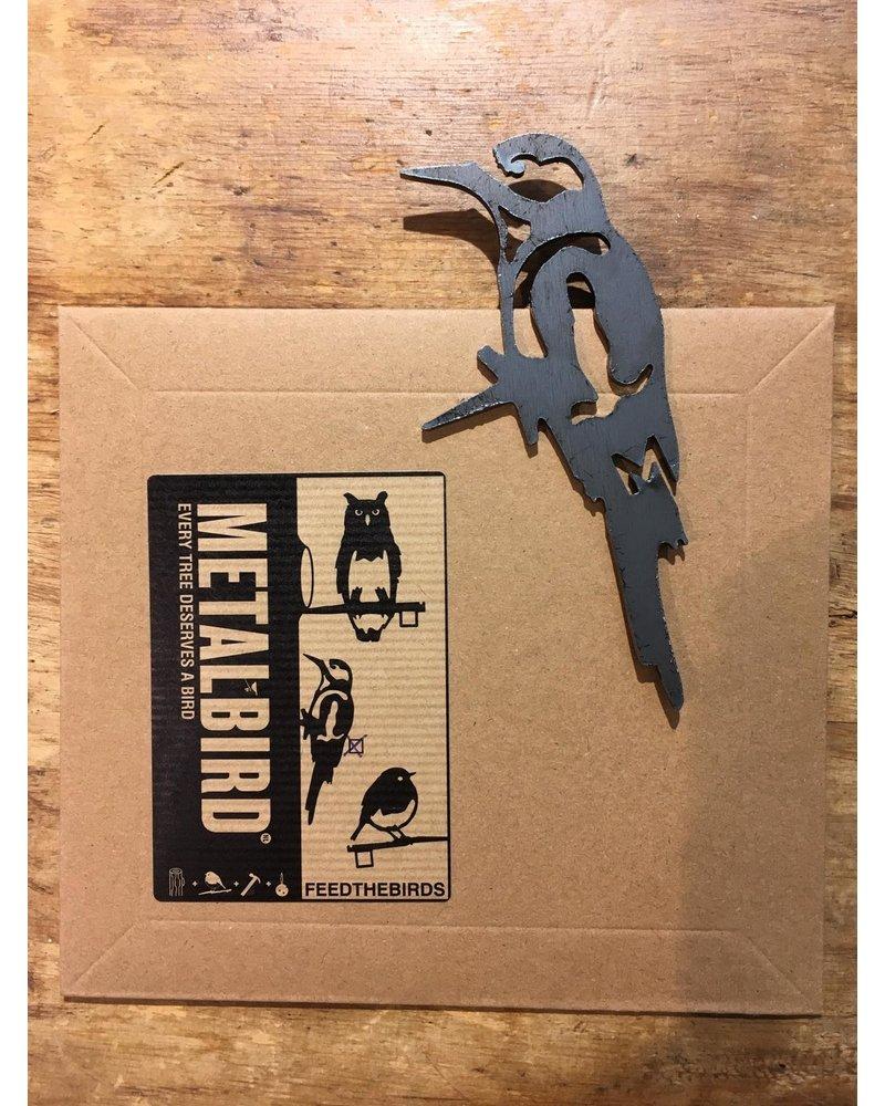 Metalbird Metalbird specht klein