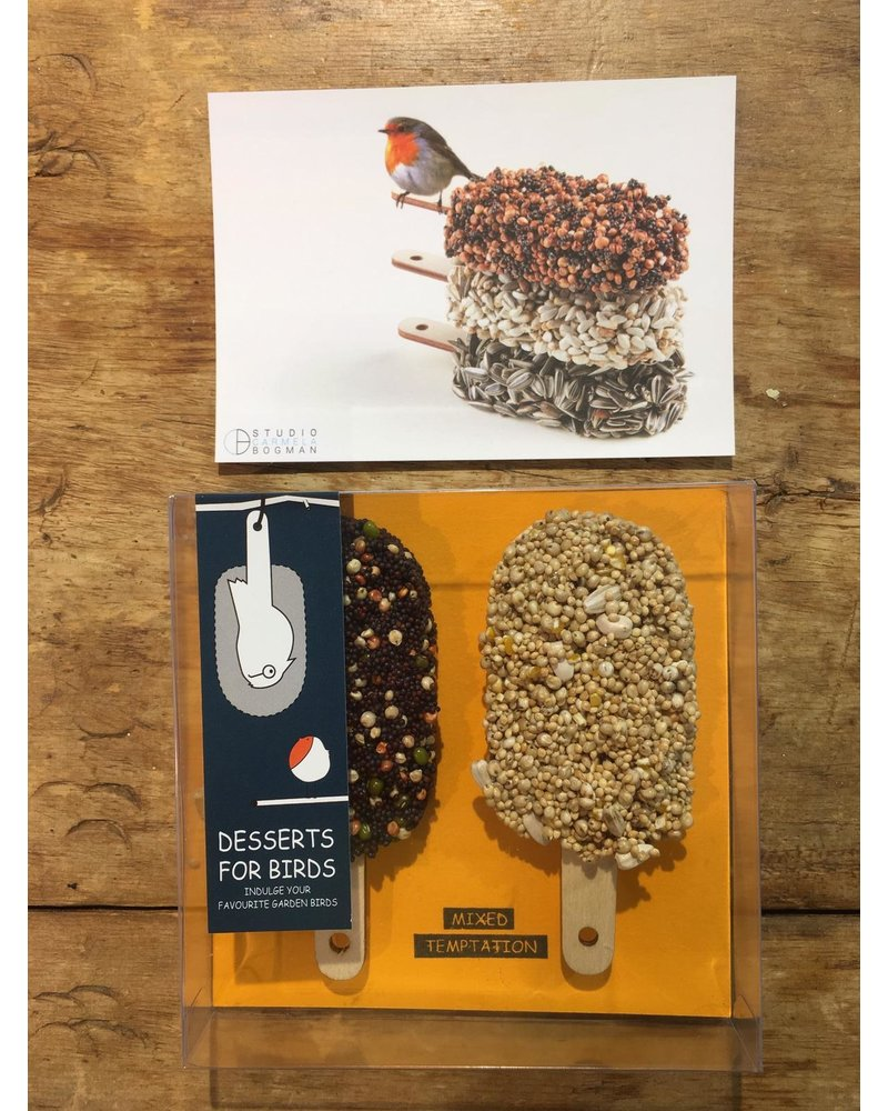Desserts for Birds