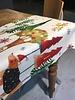 Tessitura Kerst loper Natale Nel Bosco 45 x 170 cm