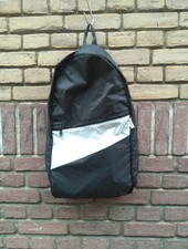 Susan Bijl Susan Bijl foldable backpack L black grey