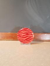 Fabienne Chapot Petit four Zebra Stripes 12cm