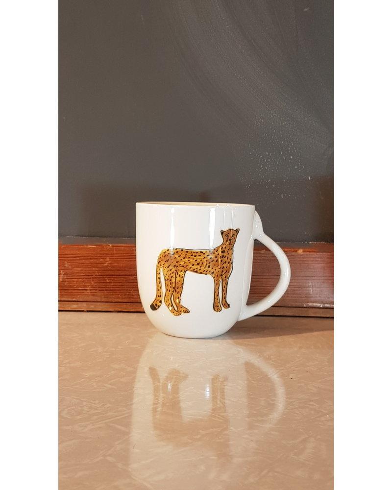 Fabienne Chapot Mug XL Cheetah 600ml