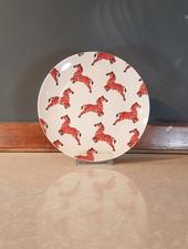 Fabienne Chapot Breakfast Plate Zebra 21,5 cm