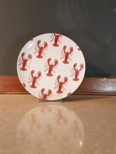Fabienne Chapot Breakfast Plate Lobster 21.5cm