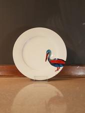 Fabienne Chapot Dinner Plate Pelican 27cm
