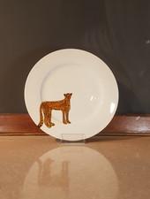 Fabienne Chapot Dinner Plate Cheetah 27cm