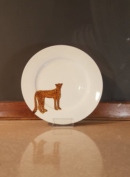 Fabienne Chapot Dinerbord Cheetah 27cm