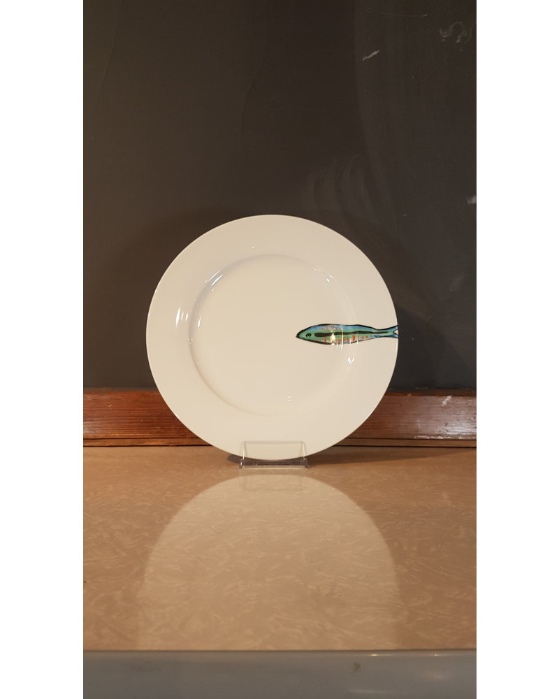 Fabienne Chapot Dinner Plate Sardine 27cm