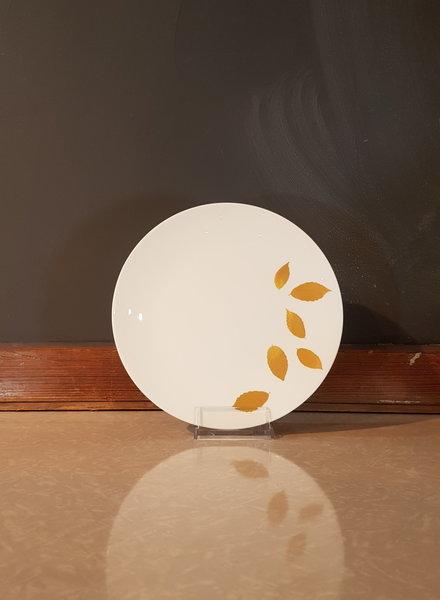 Dibbern Golden leaf SIDE PLATE 16 CM