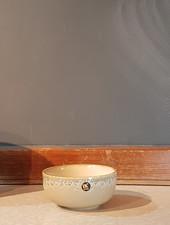 HK living Ceramic 70's bowl medium: bark