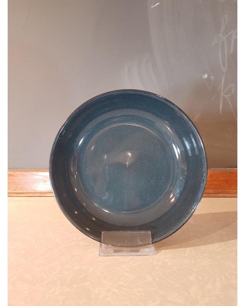 Serax SOUP PLATE M D21 H4 DARK BLUE / RUST