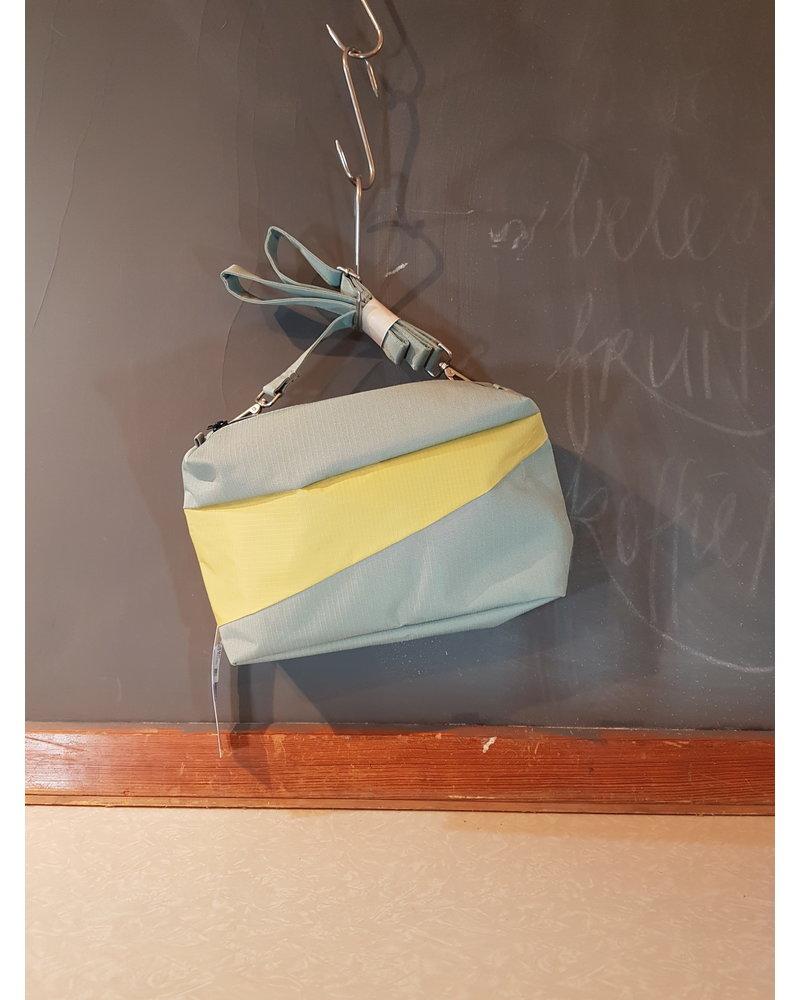Susan Bijl Susan Bijl bum bag M Grey and Vinex