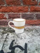 HK living Espresso kopje 70's style: snowy