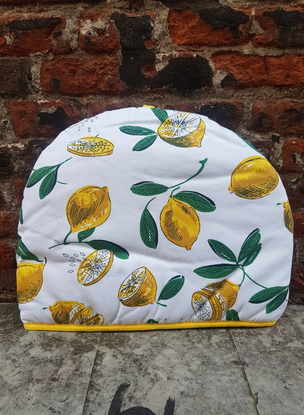 Theemuts citroen
