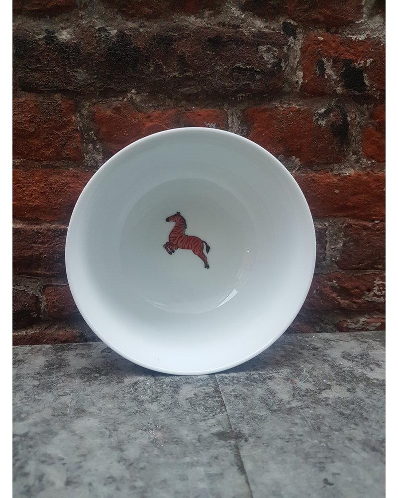 Fabienne Chapot Bowl Zebra 15 cm