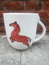 Fabienne Chapot Mug XL Zebra 600ml