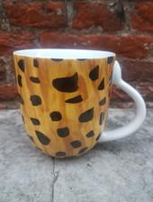 Fabienne Chapot Mug Large Cheetah Spots 400 ml
