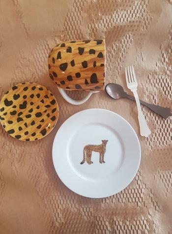 Fabienne in Cheetah
