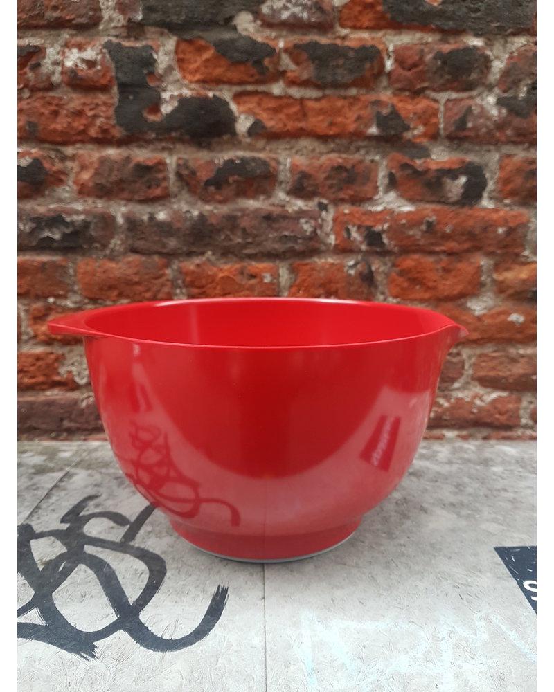 Rosti Mix bowl 3l red