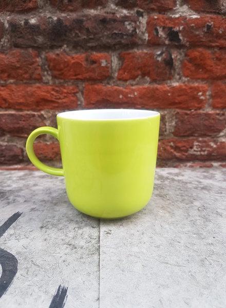 Kahla Pronto koffiebeker 0,30 ml lime