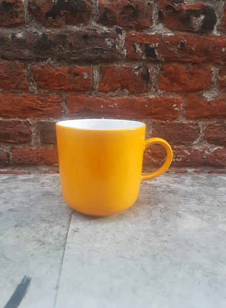 Kahla Pronto koffiebeker 0.30 l Orange Yellow