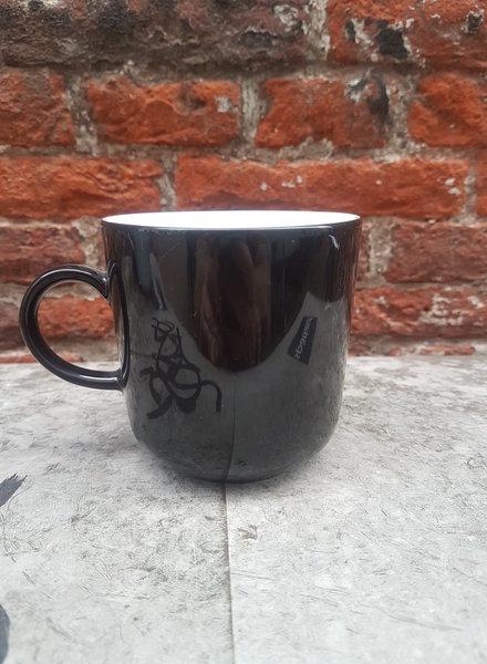 Kahla Pronto koffiebeker 0.30 ml black