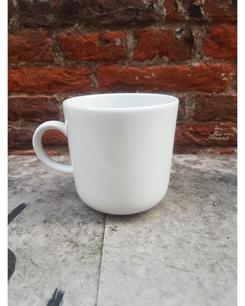Kahla Pronto koffiebeker 0.30 ml wit