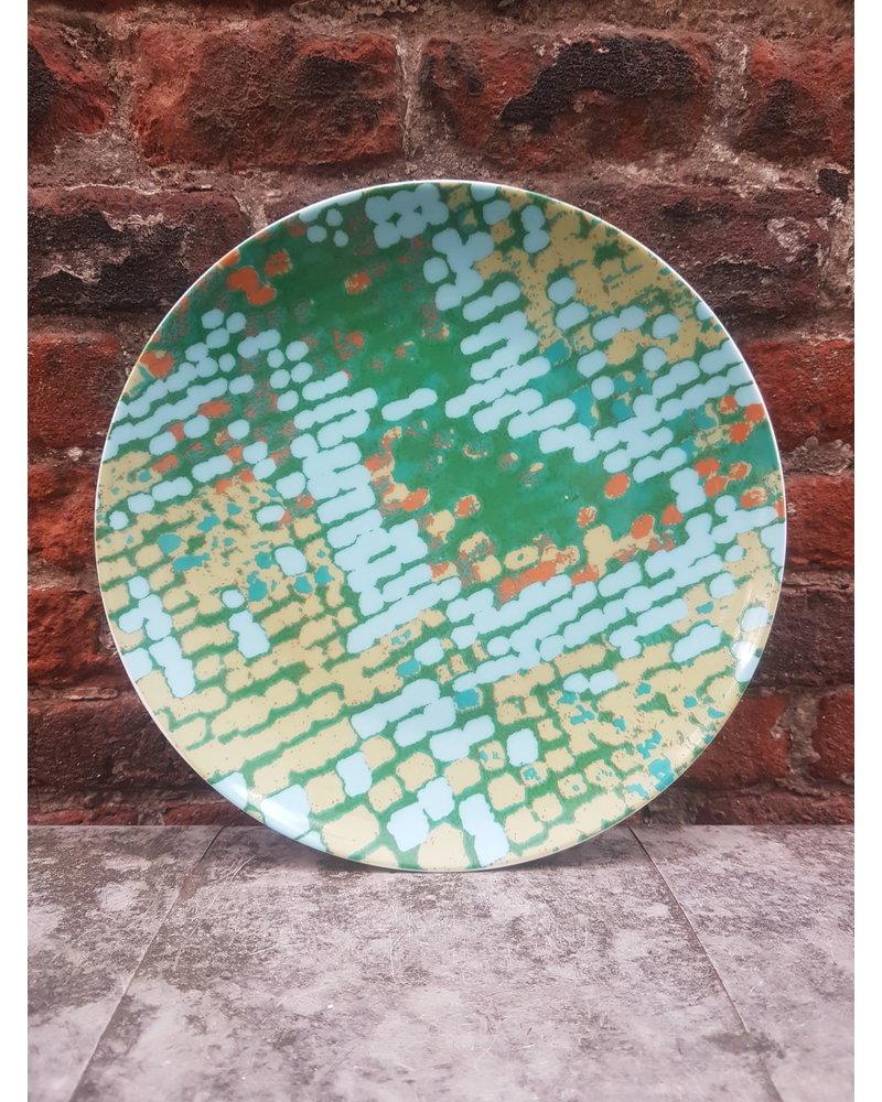 Fabienne Chapot Breakfast Plate Snake Skin 21.5 cm