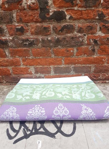 Le Jacquard Francais LJF kleed Sari pavot 120 x 120