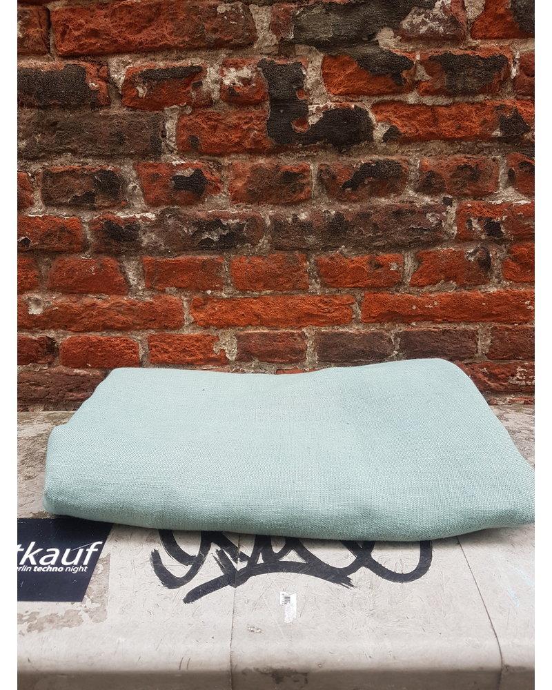 VMAT Linnen tafelkleed op maat celadon