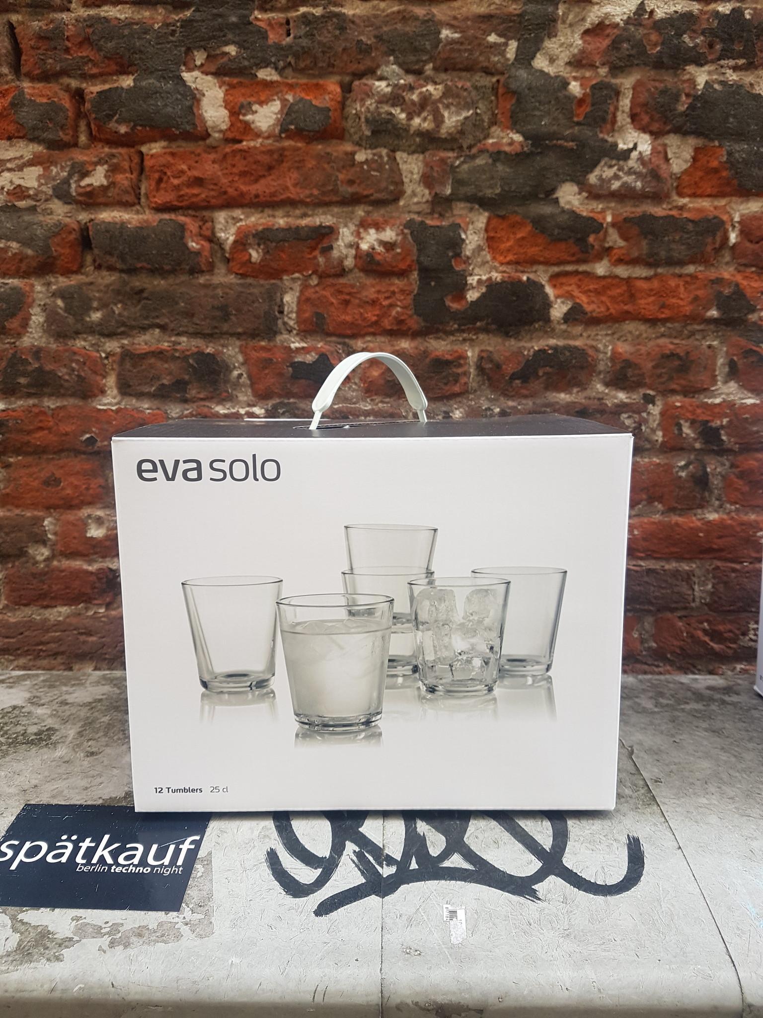 Welkom terug Eva Solo