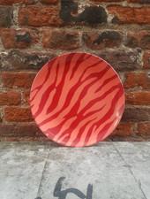 Fabienne Chapot Breakfast Plate Zebra Stripes 21,5 cm