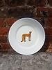 Fabienne Chapot Cake Plate Cheetah 17 cm