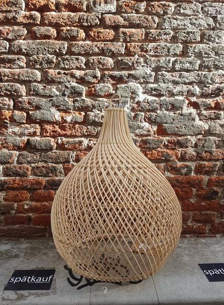 Original Home Rieten lamp Badwang S