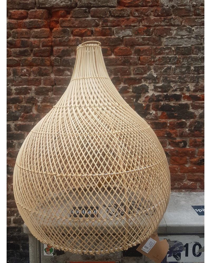Original Home Rieten lamp Badwang L