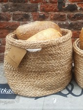 Original Home Jute broodmandje M