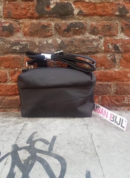 Susan Bijl Bum bag S black and black