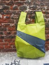 Susan Bijl Shopping bag M apple tomado