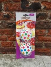 Patisse Cupcake vormpjes 200 stuks gestipt