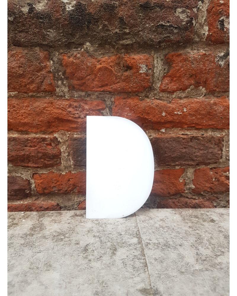 Patisse Patisse Deegschraper 12 cm