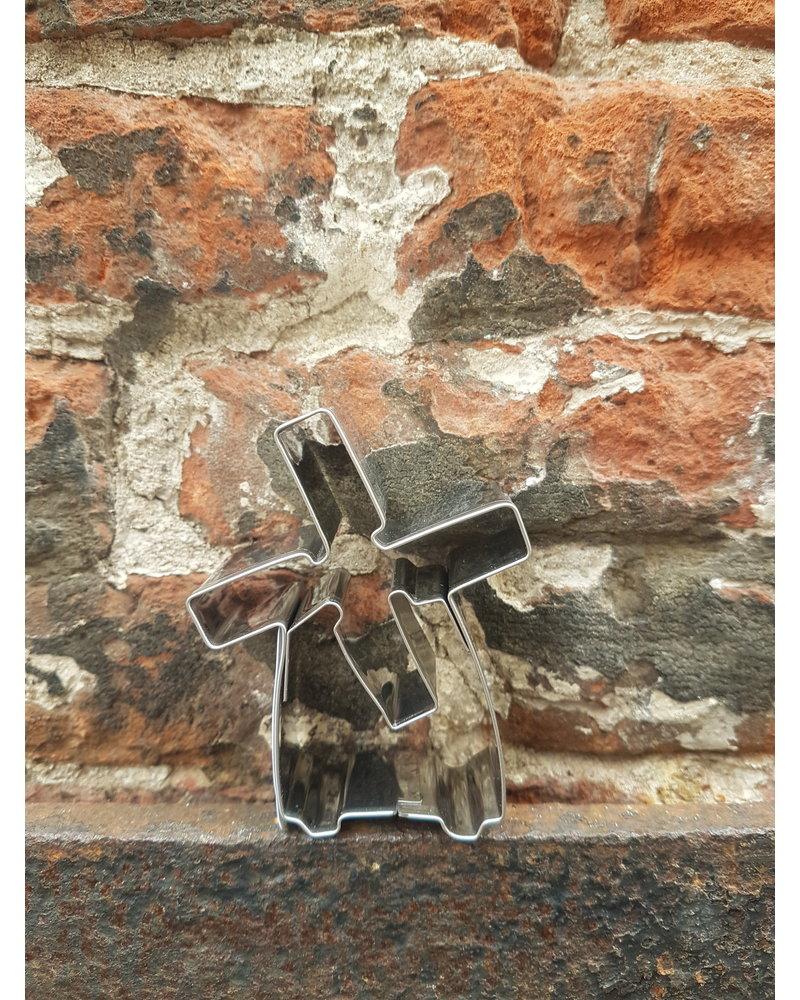 Patisse Patisse Uitsteekvorm 7 cm 'Windmolen'