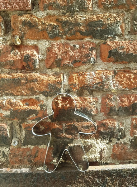 Patisse Uitsteekvorm speculaaspop 14 cm