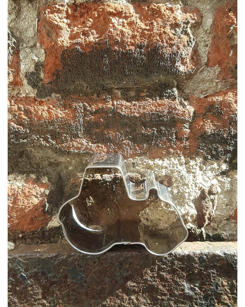 Patisse Patisse Uitsteekvorm 7 cm 'Tractor'