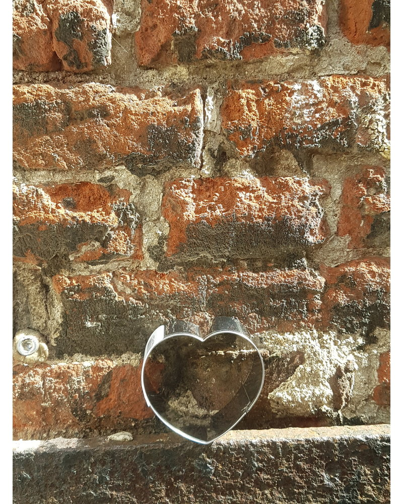 Patisse Patisse Uitsteekvorm 6 cm 'Hart'