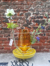 Serax Hidden vase S Amber