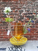 Serax Hidden vase small amber