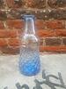 Vaas blauw met smalle hals 5316