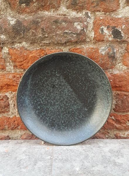 Tokyo Design Onyx noir plate